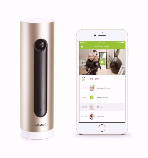 Picture of Indoor Welcome Camera by Netatmo