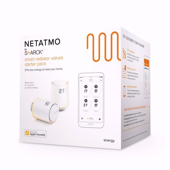 Picture of Netatmo Starter Pack + Install