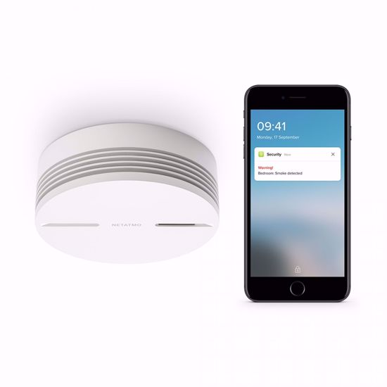 Picture of Smart Smoke Alarm by Netatmo