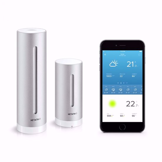 Picture of Smart Home Weather Station by Netatmo